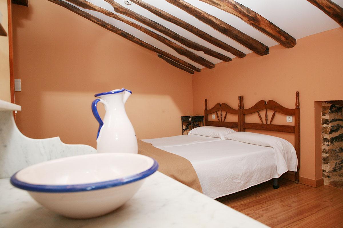 Dormitorio de un apartamento Pikatza Enea